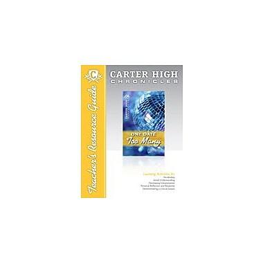 Saddleback Educational Publishing One Date Too Many Teacher's Resource Guide, Grade 9 - Grade 12 [eBook]