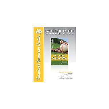 Saddleback Educational Publishing The Right Kind of Win Teacher's Resource Guide, Grade 9 - Grade 12 [eBook]