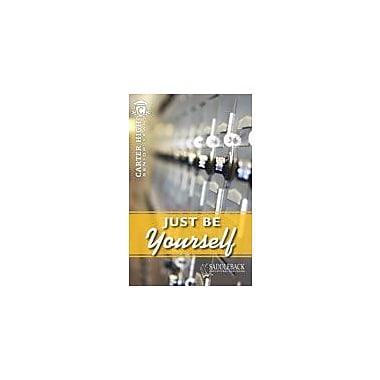 Saddleback Educational Publishing Just Be Yourself Reading & Writing Workbook, Grade 9 - Grade 12 [eBook]