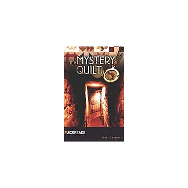 Saddleback Educational Publishing The Mystery Quilt Reading & Writing Workbook, Grade 9 - Grade 12 [eBook]
