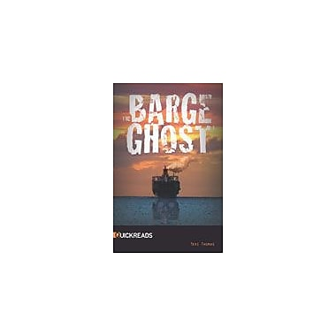 Saddleback Educational Publishing The Barge Ghost Reading & Writing Workbook, Grade 9 - Grade 12 [eBook]