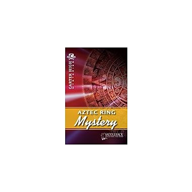 Saddleback Educational Publishing Aztec Ring Mystery Reading & Writing Workbook, Grade 9 - Grade 12 [eBook]
