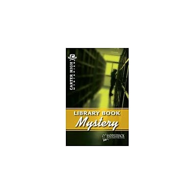 Saddleback Educational Publishing Library Book Mystery Reading & Writing Workbook, Grade 9 - Grade 12 [eBook]