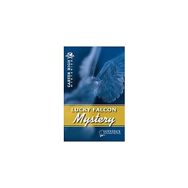 Saddleback Educational Publishing Lucky Falcon Mystery Reading & Writing Workbook, Grade 9 - Grade 12 [eBook]