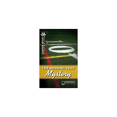 Saddleback Educational Publishing Missing Test Mystery Reading & Writing Workbook, Grade 9 - Grade 12 [eBook]