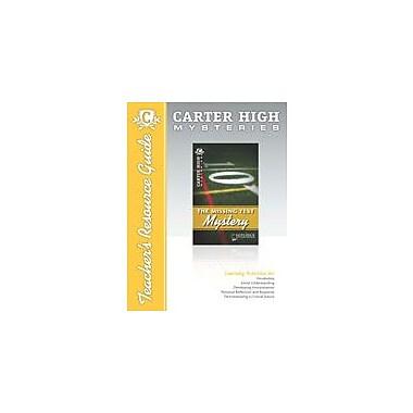 Saddleback Educational Publishing Missing Test Mystery Teacher's Resource Guide, Grade 9 - Grade 12 [eBook]