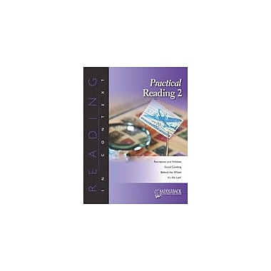 Saddleback Educational Publishing Practical Reading 2 Reading & Writing Workbook, Grade 6 - Grade 12 [eBook]