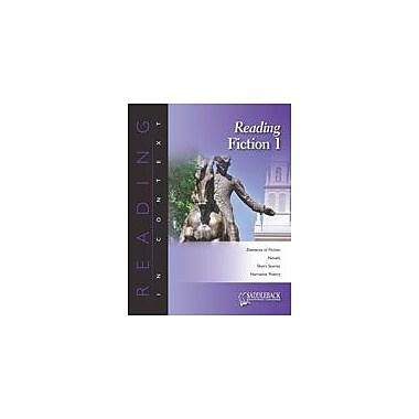 Saddleback Educational Publishing Reading Fiction 1 Reading & Writing Workbook, Grade 6 - Grade 12 [eBook]