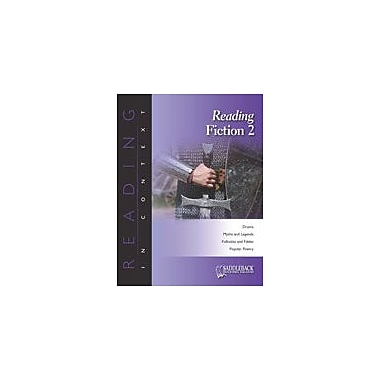 Saddleback Educational Publishing Reading Fiction 2 Reading & Writing Workbook, Grade 6 - Grade 12 [eBook]