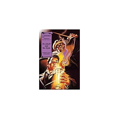 Saddleback Educational Pub. Dr. Jekyll and Mr. Hyde Reading & Writing Workbook, Grade 9 - Grade 12 [eBook]