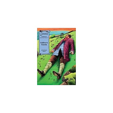 Saddleback Educational Pub. Gulliver's Travels Reading & Writing Workbook, Grade 9 - Grade 12 [eBook]
