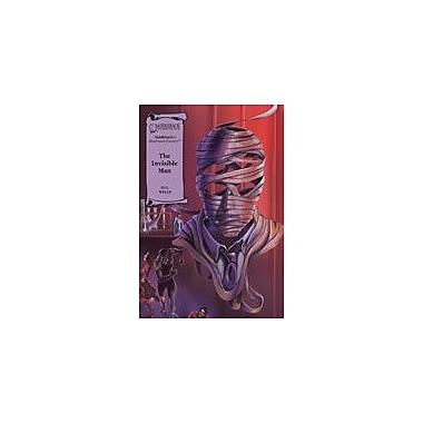 Saddleback Educational Publishing The Invisible Man Reading & Writing Workbook, Grade 9 - Grade 12 [eBook]