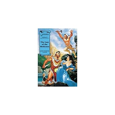 Saddleback Educational Pub. The Last of the Mohicans Reading & Writing Workbook, Grade 9 - Grade 12 [eBook]