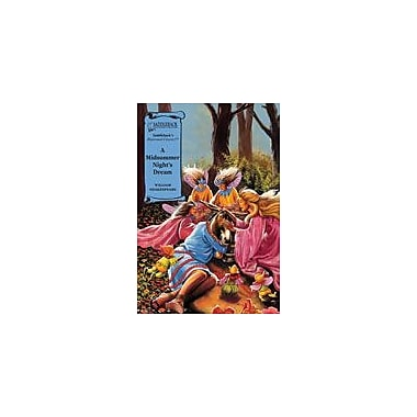 Saddleback Educational Pub. A Midsummer Night's Dream Reading & Writing Workbook, Grade 9 - Grade 12 [eBook]