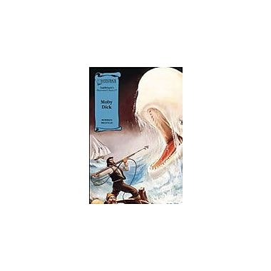 Saddleback Educational Pub. Moby Dick Reading & Writing Workbook, Grade 9 - Grade 12 [eBook]