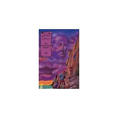 Saddleback Educational Publishing The Mysterious Island Reading & Writing Workbook, Grade 9 - Grade 12 [eBook]