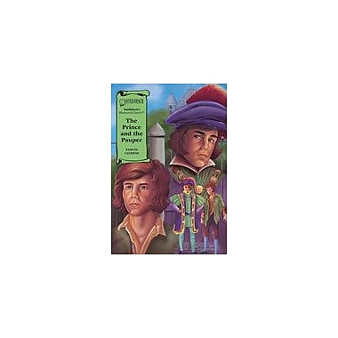 Saddleback Educational Pub. The Prince and the Pauper Reading & Writing Workbook, Grade 9 - Grade 12 [eBook]