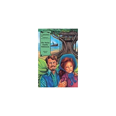 Saddleback Educational Publishing The Swiss Family Robinson Reading & Writing Workbook, Grade 9 - Grade 12 [eBook]
