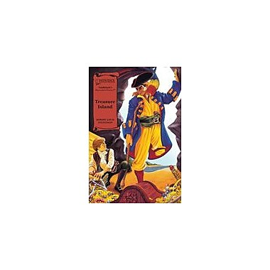 Saddleback Educational Pub. Treasure Island Reading & Writing Workbook, Grade 9 - Grade 12 [eBook]
