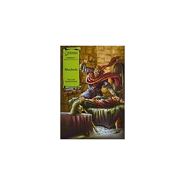 Saddleback Educational Pub. Macbeth Reading & Writing Workbook, Grade 9 - Grade 12 [eBook]