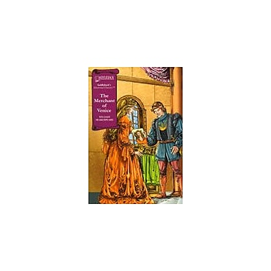 Saddleback Educational Publishing The Merchant of Venice Language Arts Workbook, Grade 4 - Grade 12 [Enhanced eBook]