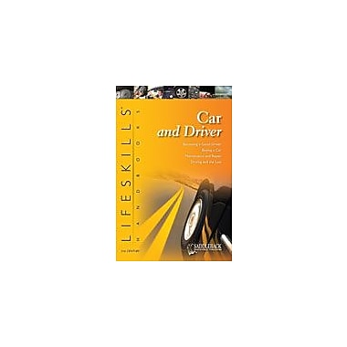 Saddleback Educational Publishing Car and Driver Handbook Character & Social Skills Workbook, Grade 9 - Grade 12 [eBook]
