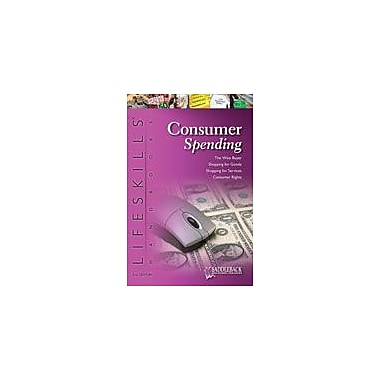 Saddleback Educational Publishing Consumer Spending Handbook Character & Social Skills Workbook, Grade 9 - Grade 12 [eBook]