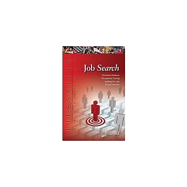 Saddleback Educational Publishing Job Search Handbook Character & Social Skills Workbook, Grade 9 - Grade 12 [eBook]