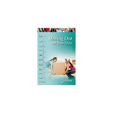 Saddleback Educational Publishing Moving Out On Your Own Handbook Character & Social Skills Workbook, Grade 9 - Grade 12 [eBook]