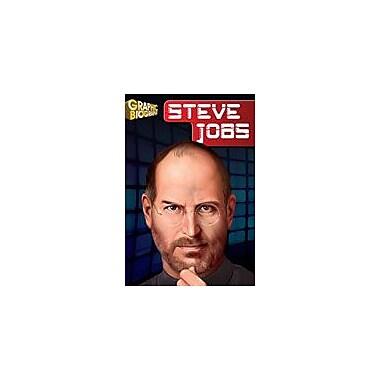 Saddleback Educational Publishing Steve Jobs Reading & Writing Workbook, Grade 9 - Grade 12 [eBook]