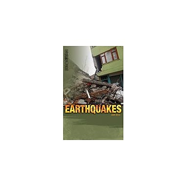 Saddleback Educational Publishing Earthquakes Reading & Writing Workbook, Grade 9 - Grade 12 [eBook]