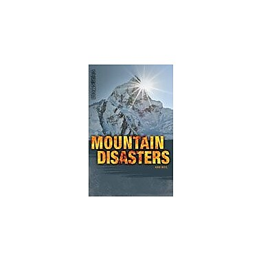 Saddleback Educational Publishing Mountain Disasters Reading & Writing Workbook, Grade 9 - Grade 12 [eBook]