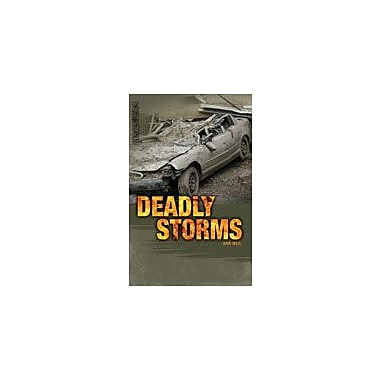 Saddleback Educational Publishing Deadly Storms Reading & Writing Workbook, Grade 9 - Grade 12 [eBook]