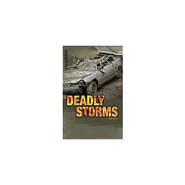 Saddleback Educational Publishing Deadly Storms Reading & Writing Workbook, Grade 9 - Grade 12 [eBook]