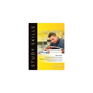 Saddleback Educational Publishing Study Skills 2 Test Prep Workbook, Grade 6 - Grade 12 [eBook]