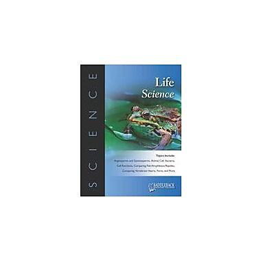 Saddleback Educational Publishing Life Science Science Workbook, Grade 9 - Grade 12 [eBook]