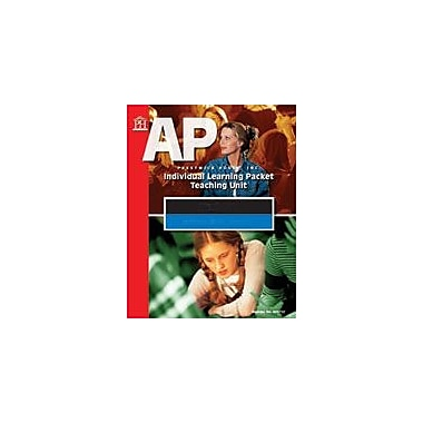 Prestwick House Importance of Being Earnest - Ap Teaching Unit Teacher Planning Workbook, Grade 10 - Grade 12 [Enhanced eBook]