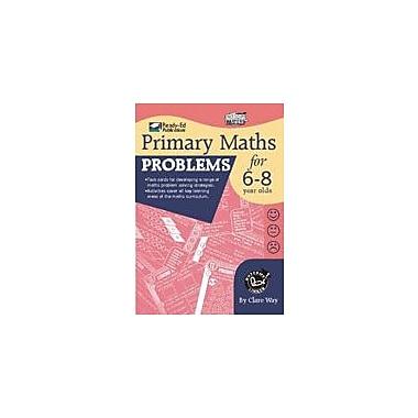 Ready-Ed Publications Primary Maths Problems Book 1 Math Workbook, Grade 1 - Grade 3 [eBook]
