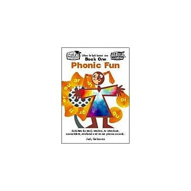 Ready-Ed Publications Phonics 1 Language Arts Workbook, Grade 1 - Grade 3 [eBook]