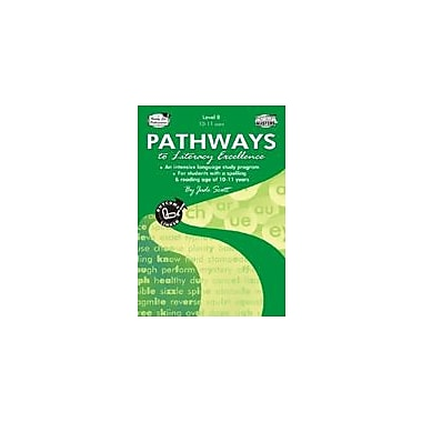 Ready-Ed Publications Pathways To Literacy: Level B Grammar Workbook, Grade 4 - Grade 7 [eBook]