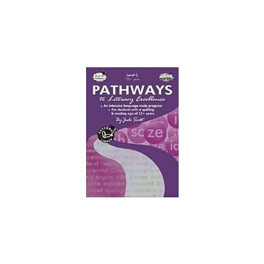 Ready-Ed Publications Pathways To Literacy: Level C Grammar Workbook, Grade 4 - Grade 8 [eBook]