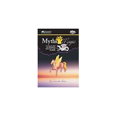 Ready-Ed Publications Myths and Magic Language Arts Workbook, Grade 4 - Grade 7 [eBook]