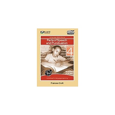 Ready-Ed Publications Language Skills Book 4: Parts of Speech and Punctuation, Kindergarten - Grade 7 [eBook]