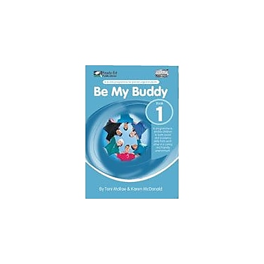 Ready-Ed Publications Be My Buddy Book 1 Character & Social Skills Workbook, Grade 1 - Grade 7 [eBook]