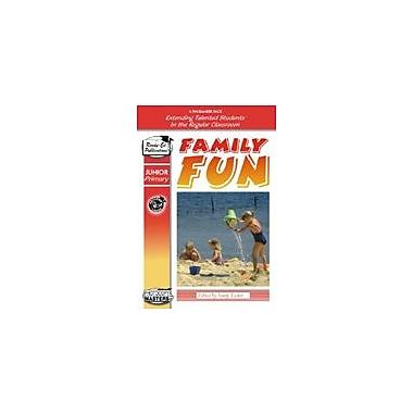 Ready-Ed Publications Family Fun Health Workbook, Grade 1 - Grade 3 [eBook]
