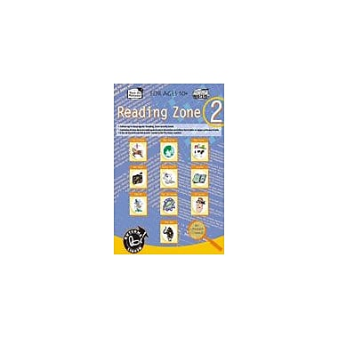 Ready-Ed Publications Reading Zone 2, Australian Edition Language Arts Workbook, Grade 5 - Grade 7 [eBook]