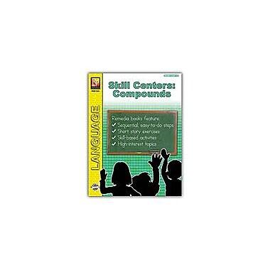 Remedia Publications Skill Centers: Compounds Language Arts Workbook, Grade 1 - Grade 3 [Enhanced eBook]