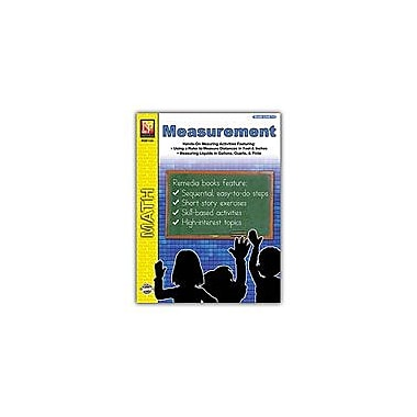 Remedia Publications Measurement Math Workbook, Grade 1 - Grade 2 [eBook]