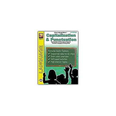 Remedia Publications Easy Language Series: Capitalization and Punctuation, Grade 1 - Grade 2 [Enhanced eBook]
