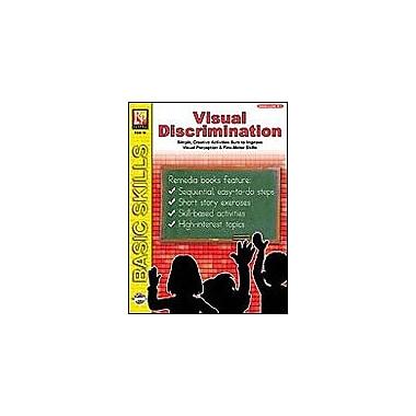 Remedia Publications Visual Discrimination Reading & Writing Workbook, Kindergarten - Grade 1 [Enhanced eBook]